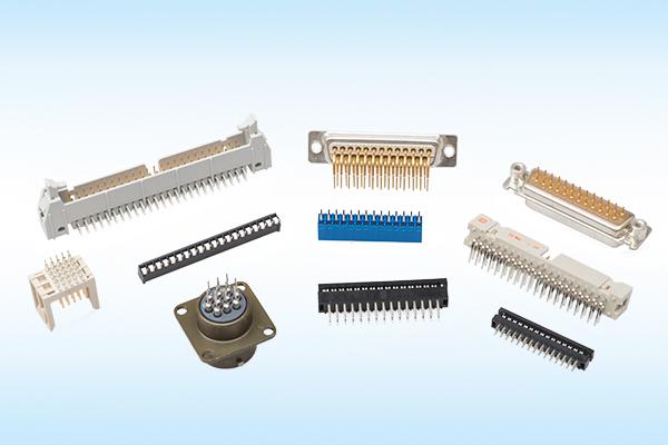 Leiterplattensteckverbinder