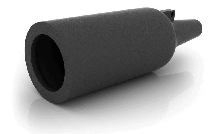 MSFT - VG95343T18_Gerade Ausführung mit Lippe, kleberbeschichtet
